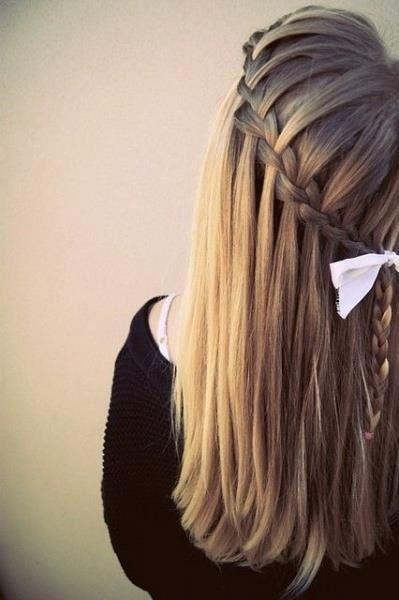 Cheerleader Hairstyle Hair Styles Pinterest Haar