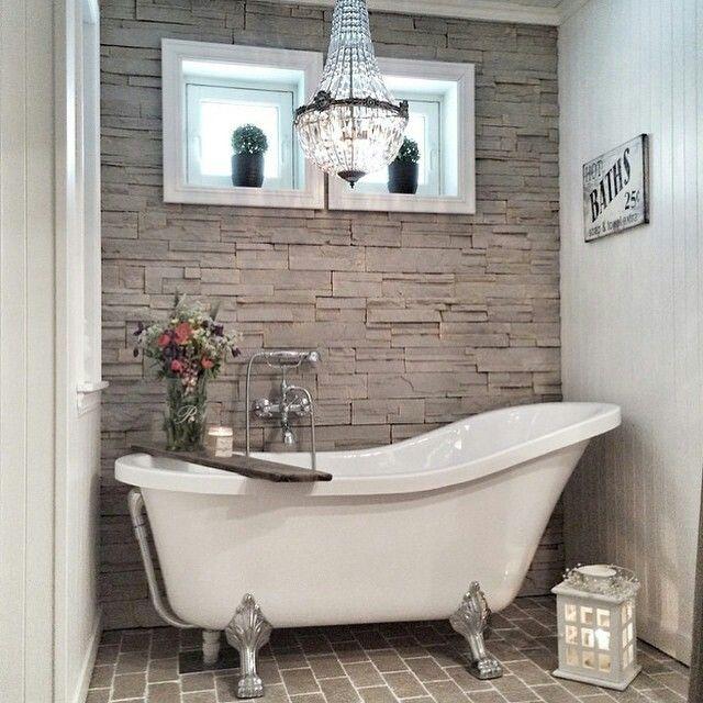 Corner | Small bathroom remodel, Clawfoot tub bathroom ...