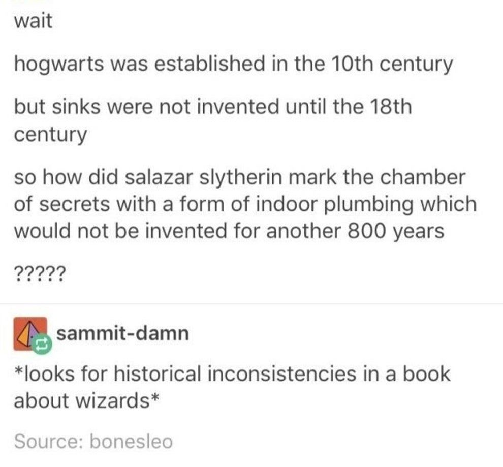 14 Times Tumblr Loved Harry Potter But Was SO FRUSTRATED By Harry Potter #comicbooks