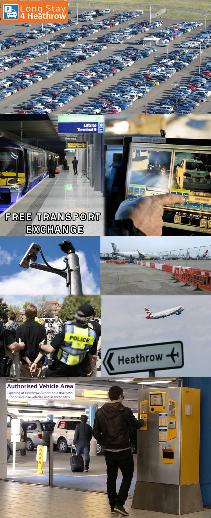 Why Heathrow Long Stay Parking Is First Choice Of Customers Park