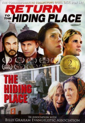 The Hiding Place/Return to the Hiding Place, 40th Anniversary DVD   -
