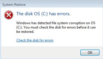 4 Solutions To Windows Has Detected File System Corruption