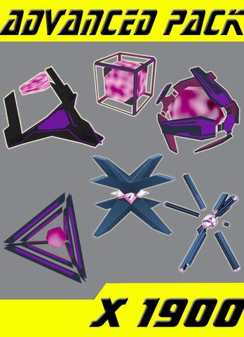 ADVANCED PACK RTD 1900 ITEMS AXA NO COOLDOWN
