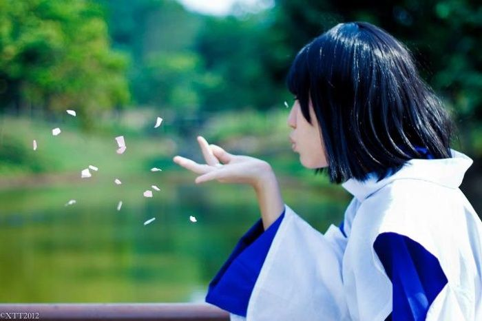 Spirited Away: Haku