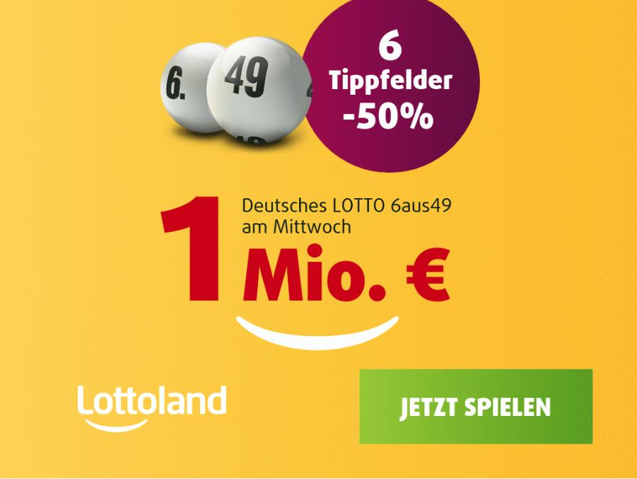 Gutschein Lottoland