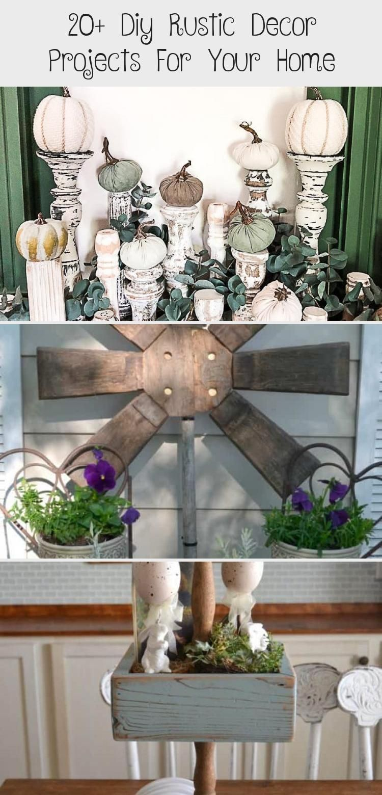 20 diy rustic decor projects for your home decor dıy on easy diy woodworking projects to decor your home kinds of wooden planters id=35598
