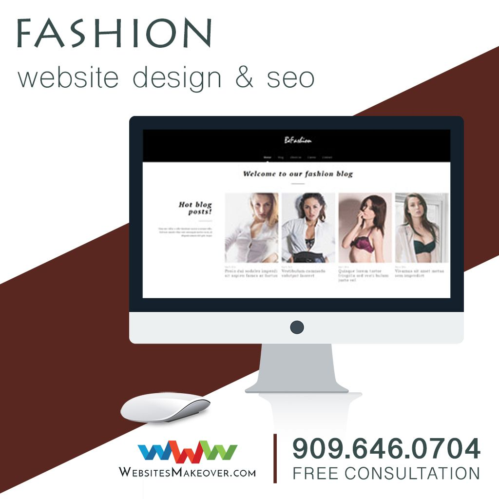 Fashion Website Design Website Maintenance Fontana Ca Fashionwebsitedesign Websitedesign Fashion Website Design Portfolio Website Design Website Design
