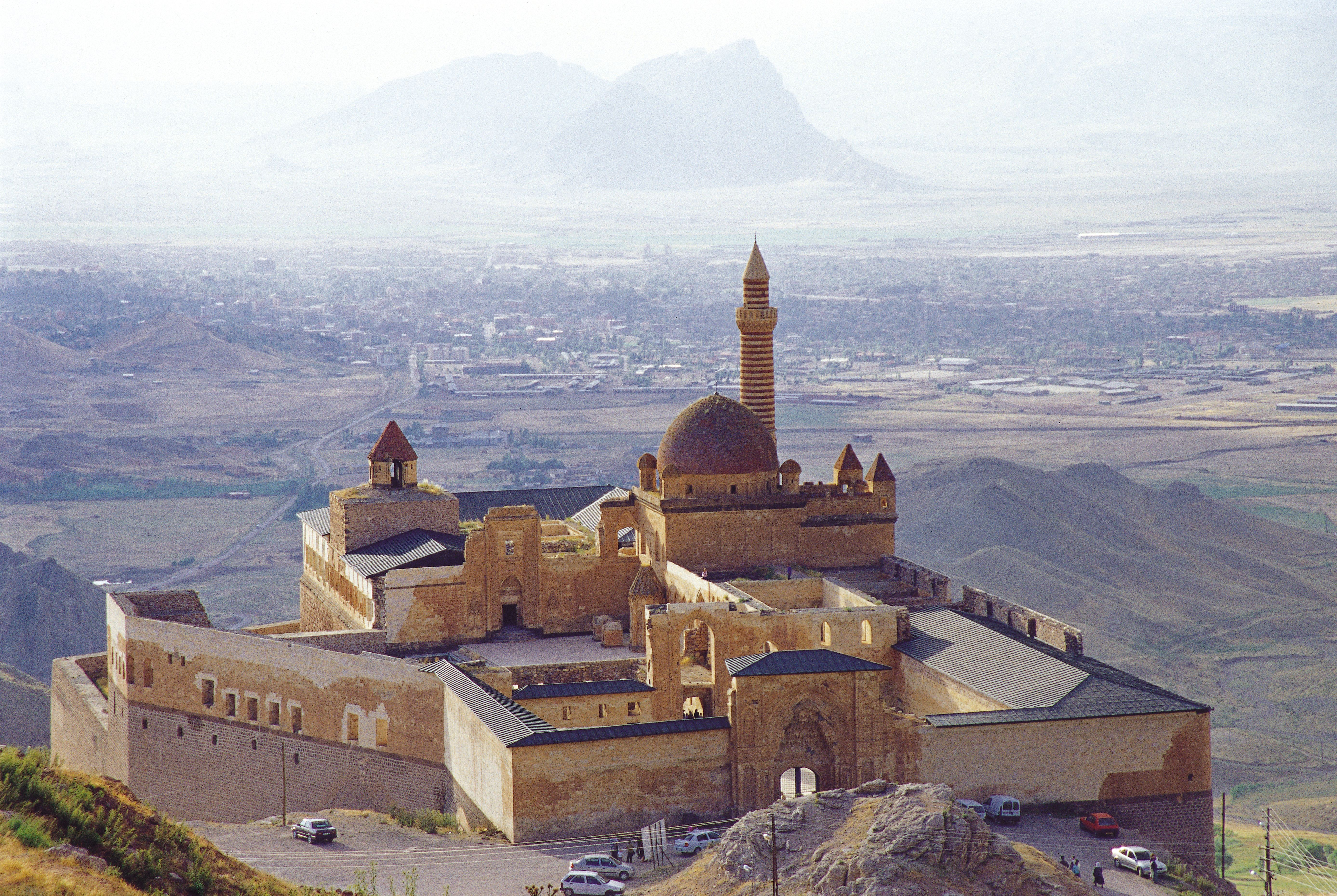 Ishak Pasha Palace, Agri/Turkey | wanna go | Turkey, Ottoman