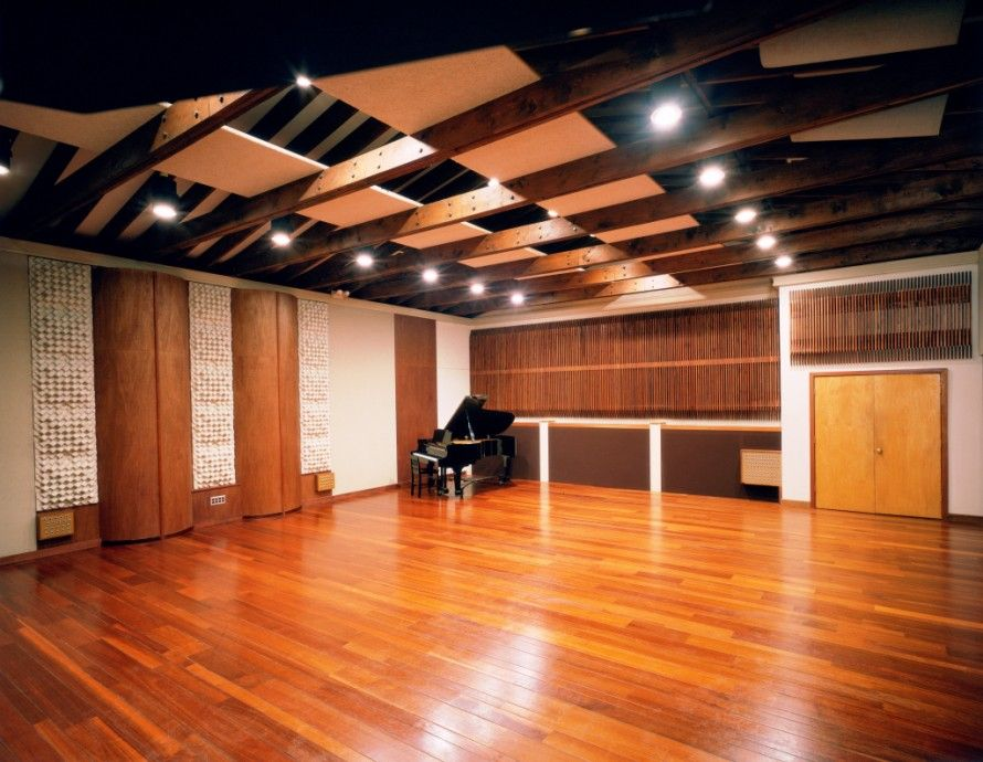 Groovy 1 Track Recording Studio Acoustic Diffusers Floating Floor Largest Home Design Picture Inspirations Pitcheantrous