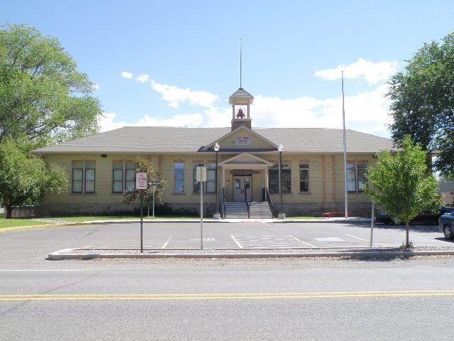 Oak Grove Elementary-Montrose, CO | House styles, Oak ...