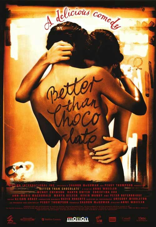 Better than lesbian movie