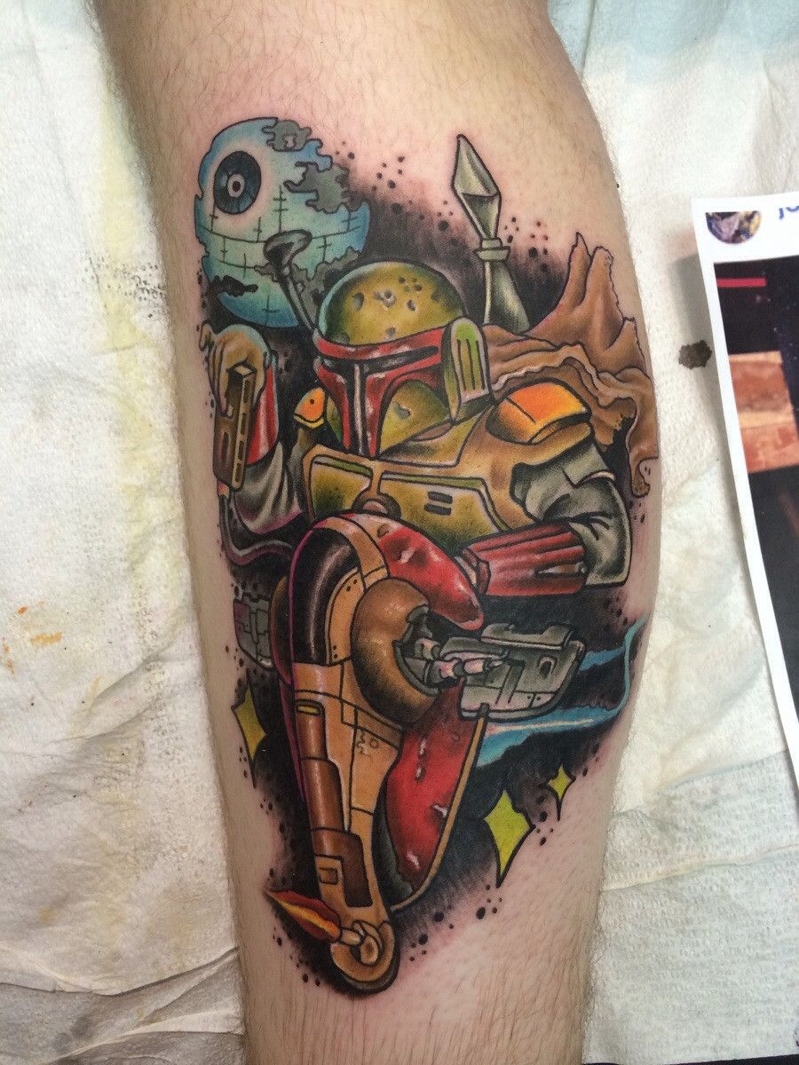 Star Wars Tattoo 14