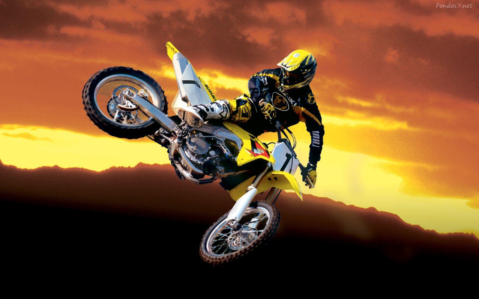 Wallpaper Motocross 4k Celular Di 2020 Motocross