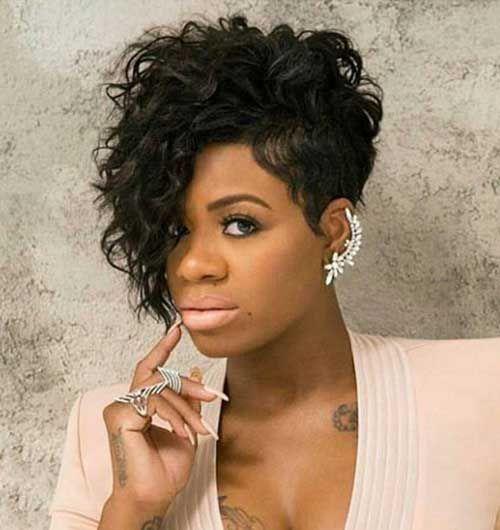 50 Best Short Curly Hairstyles For Black Women Short Hair