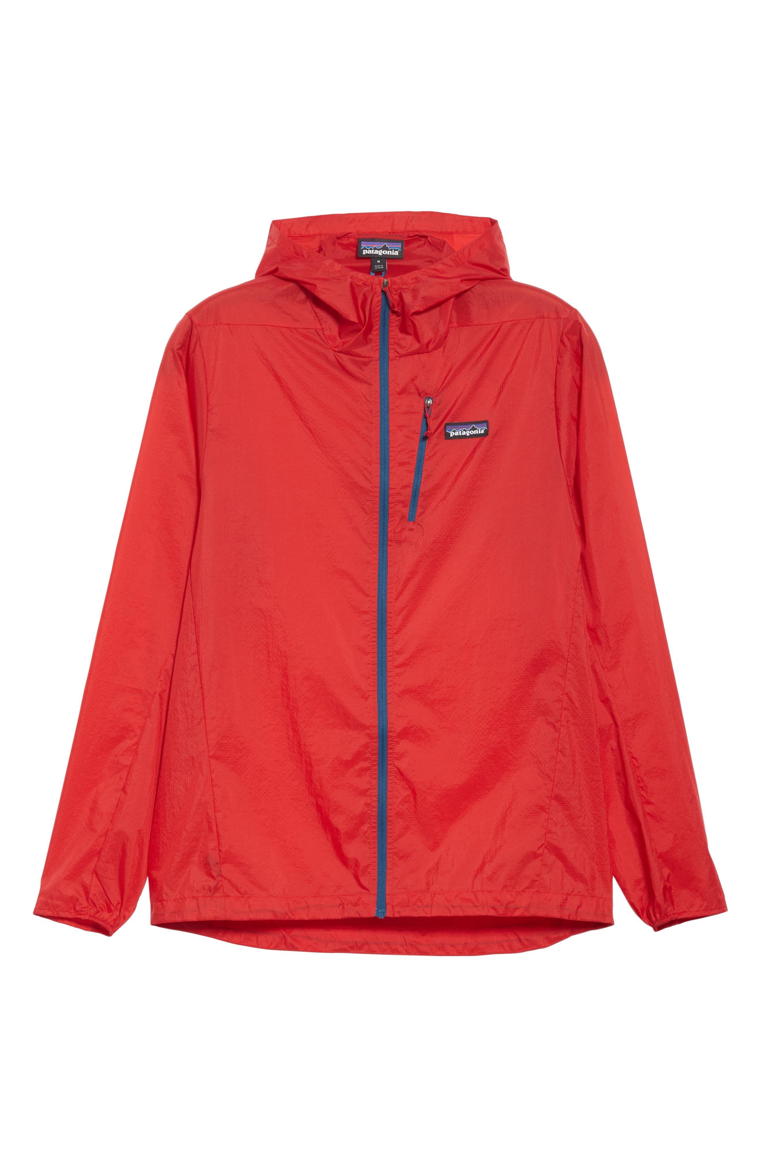Patagonia Houdini Water Repellent Hooded Jacket (Men