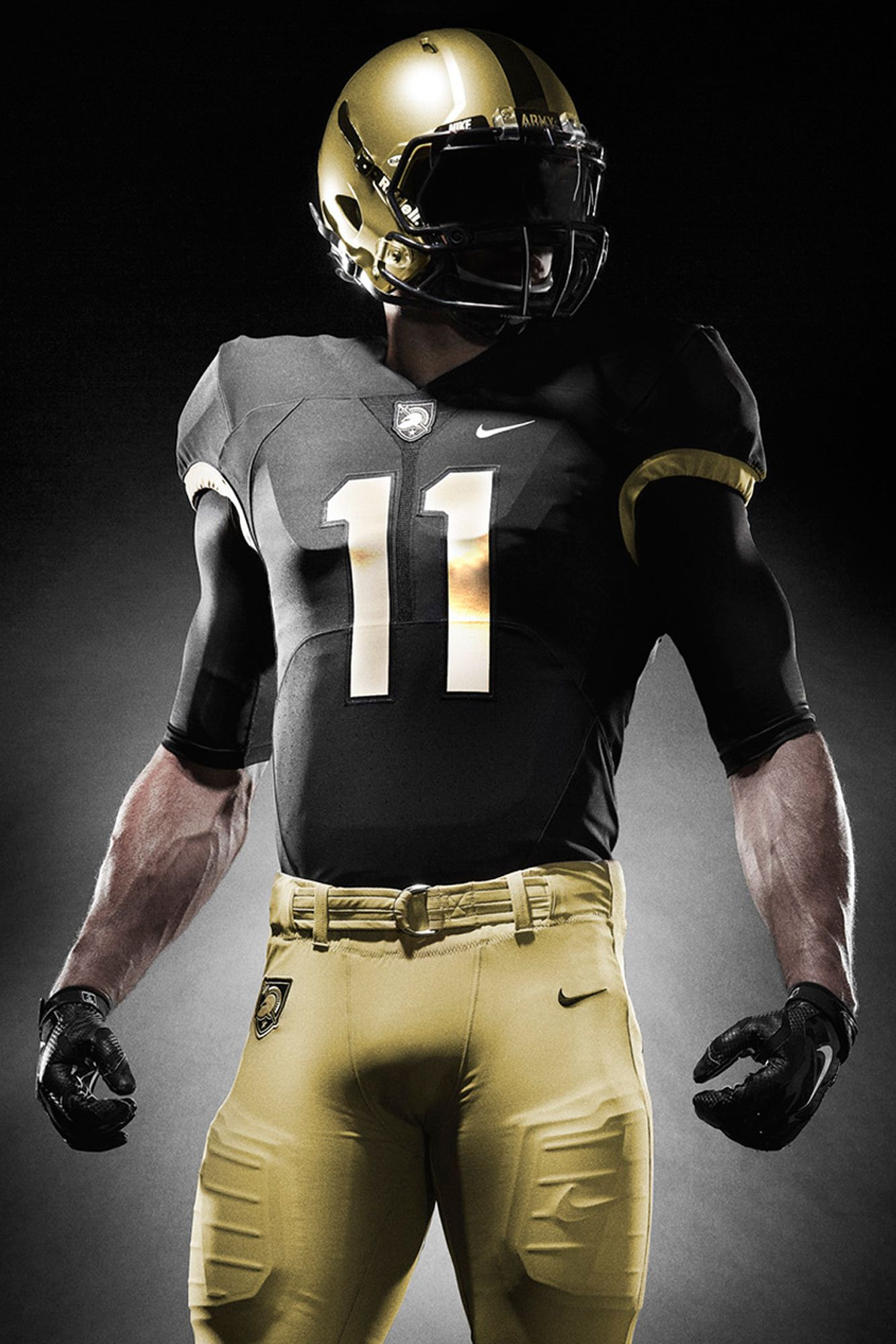 2015 Army West Point uniforms by Nike - Football  8a7e3ba4e