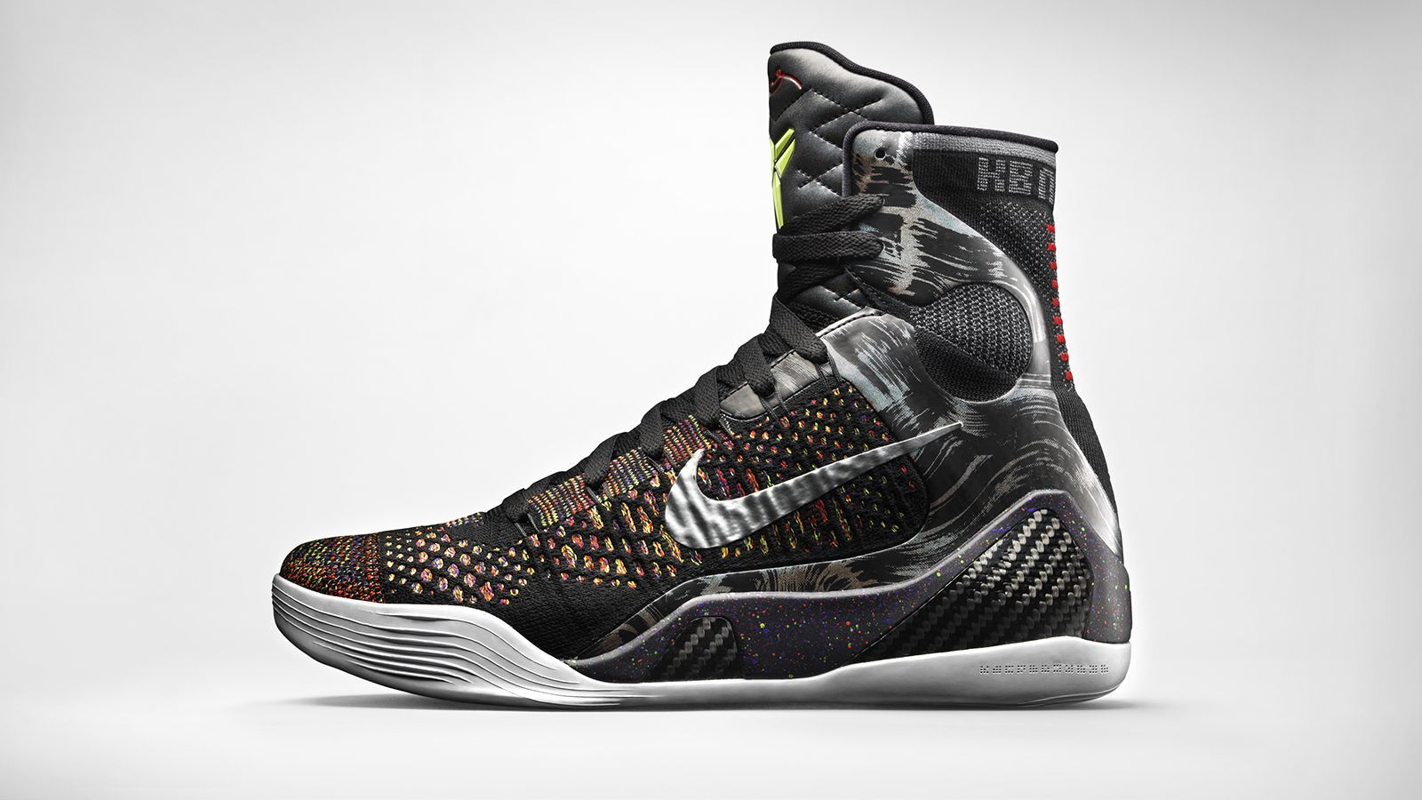"Kobe 9 ""The Masterpiece"" (subject of photograph for product shoot"