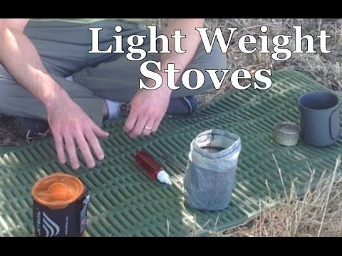 Survival Skills 101: 3 Light Weight Stoves Options for Your B.O.B. - http://prepping.fivedollararmy.com/uncategorized/survival-skills-101-3-light-weight-stoves-options-for-your-b-o-b/
