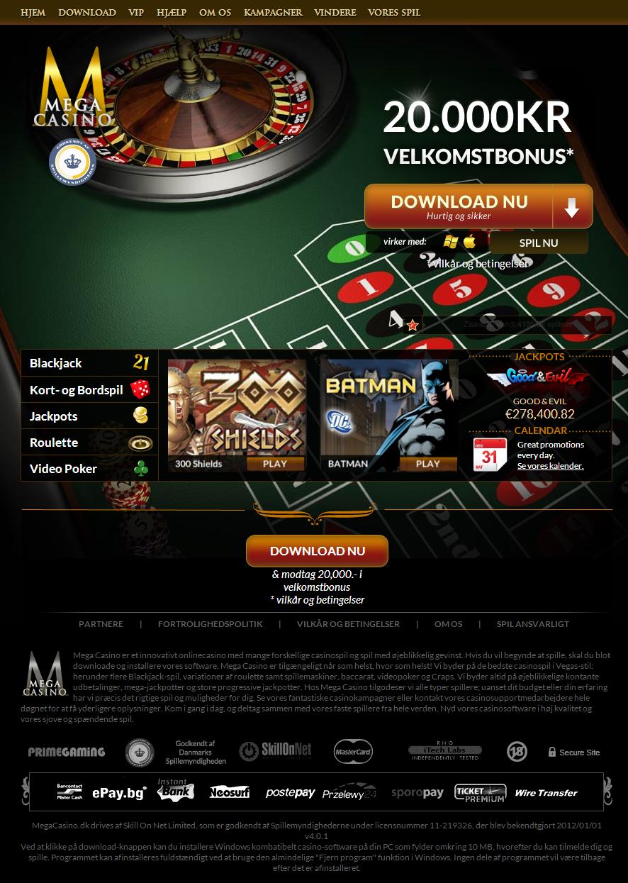 Casino online bonus bez depozytu com