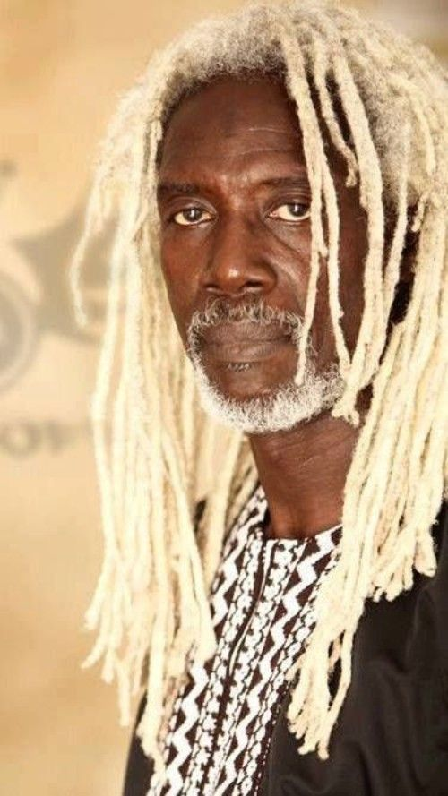 40 + wilde blonde Dreadlocks-Frisuren für schwarze Männer