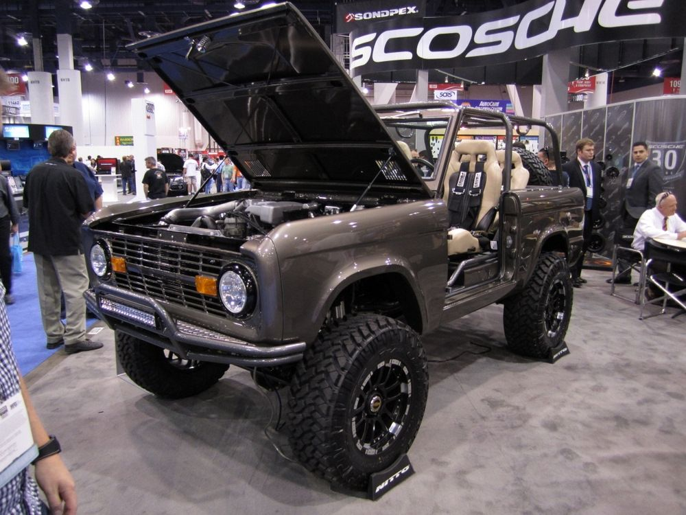 Early Bronco Paint Color Tires And Rims Bronco Truck Bronco
