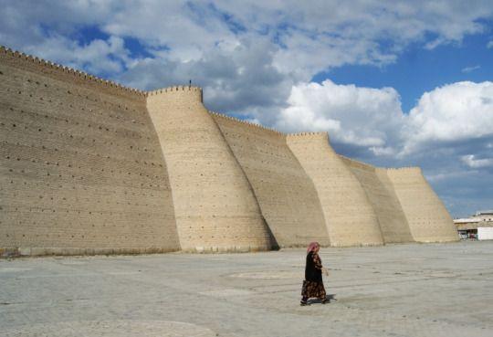 The Ark Fortress, Uzbekistan