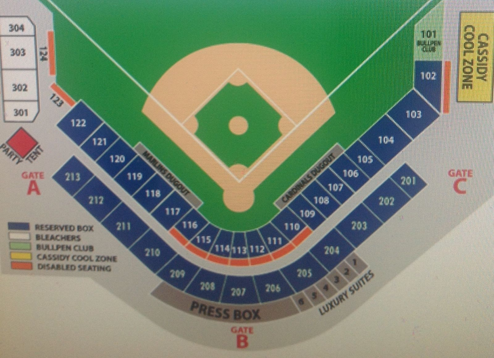 Tickets 2 Miami Marlins Vs Washington Nationals Sec 112 Row 4 Aisle Tickets 3 24 17 Tickets Miami Marlins Marlins New York Mets
