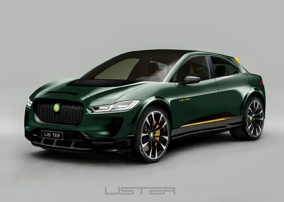 9 Jaguar I Pace Ideas Jaguar Jaguar Pace Concept Review