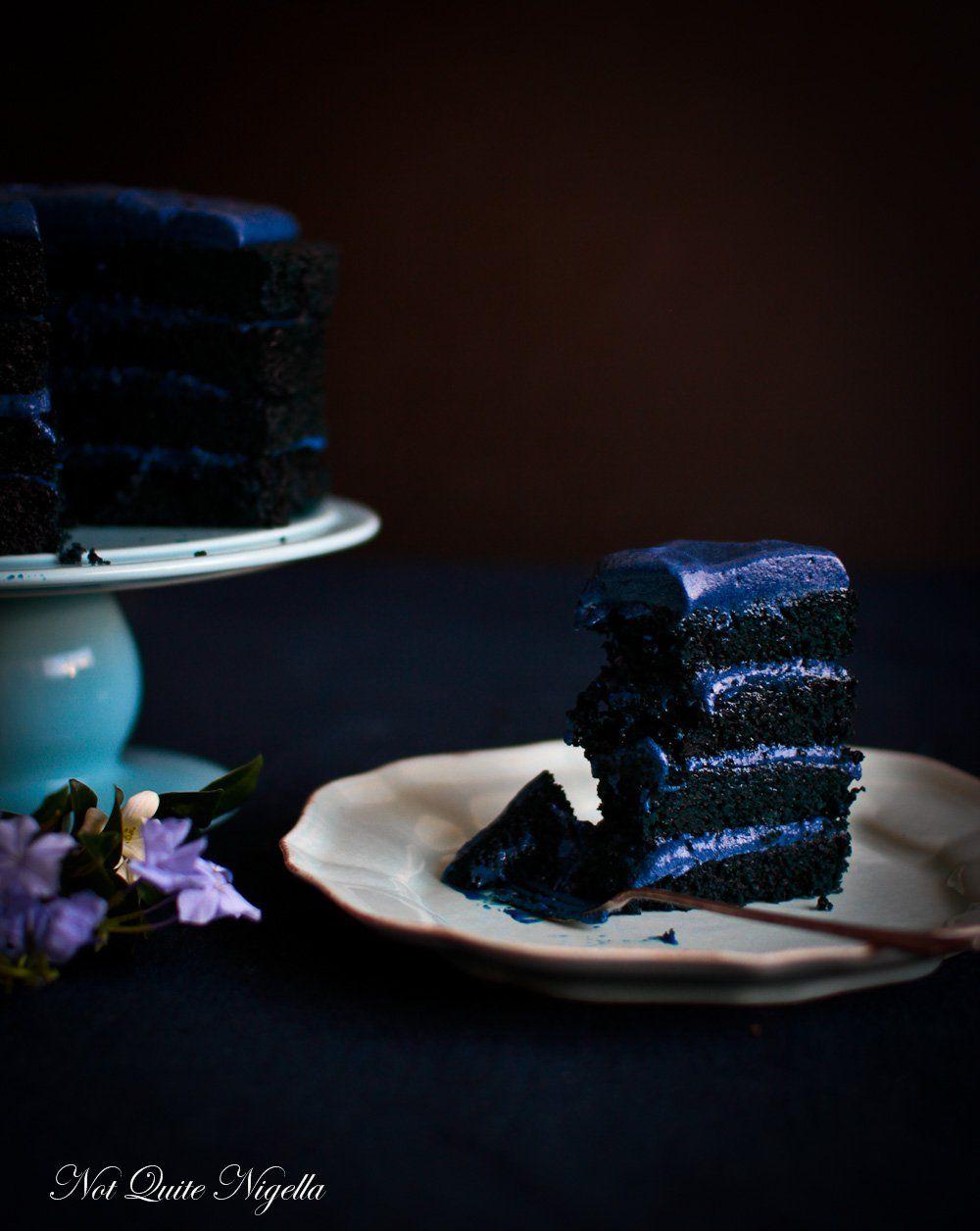 She Wore Blue Velvet Ivy The Blue Velvet Cake Recipe In 2018