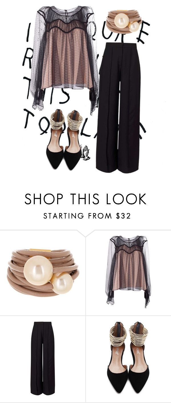 """Untitled #7"" by mayapen ❤ liked on Polyvore featuring Saachi, Chloé and Miss Selfridge"