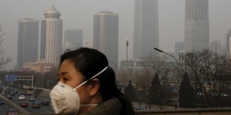 Beijing Says Pollution Lessened In 2015 Despite Smog Alerts Beijing City Pollution Air Pollution