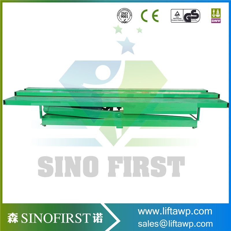 SINOFIRST 2017 Hydraulic Stationary Custom Platform Size Electric ...