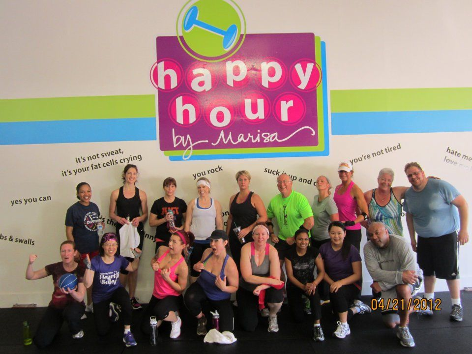 Happy Hour By Marisa Best Of Western Washington Personal Trainers 3 Years In A Row Fitness Inspiration Personal Trainers Happy Hour