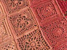 Photo of Häkelanleitung 22 verschiedene Grannys plus Gesamtanleitung für Decke, Pullover oder Tasche