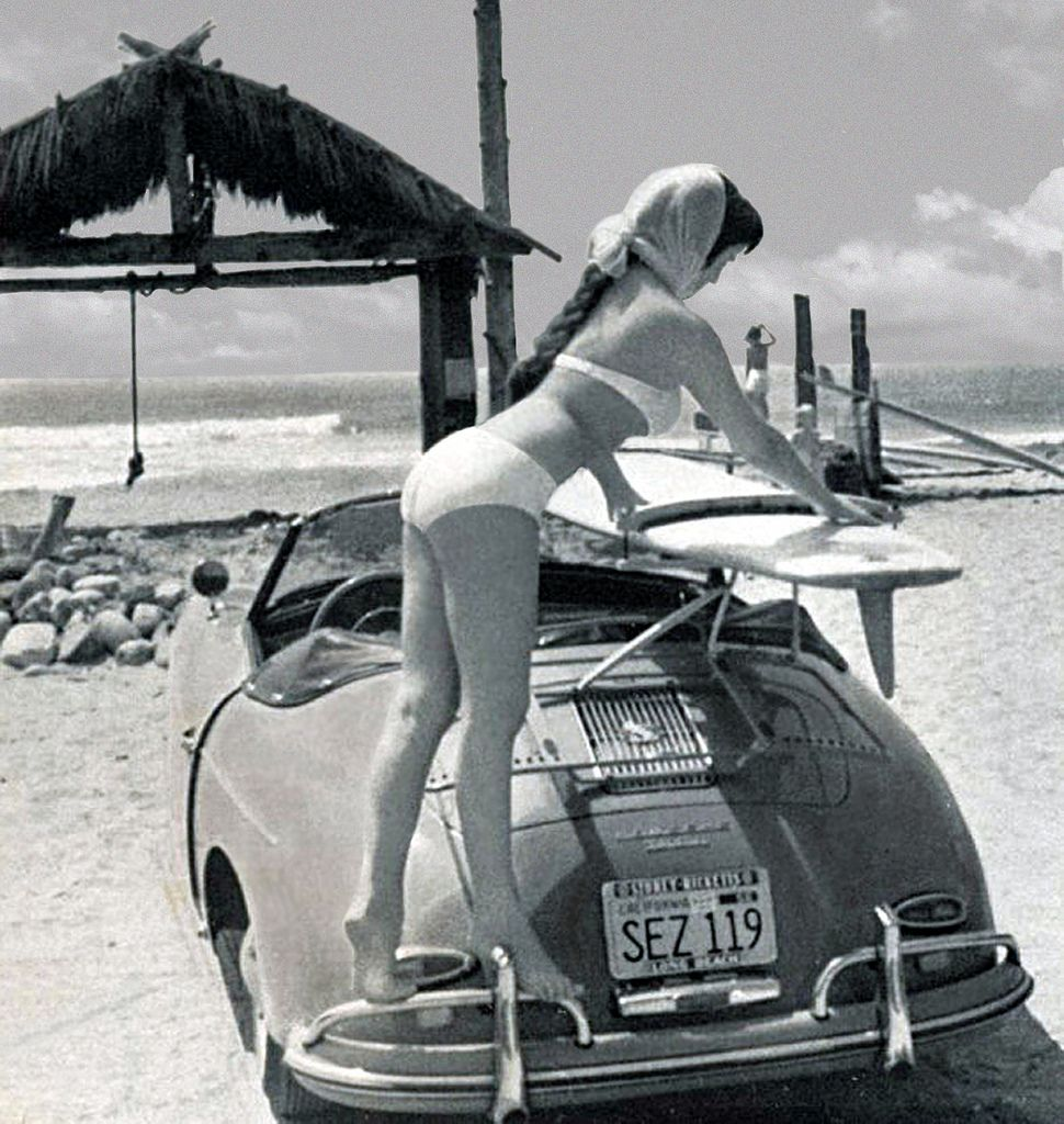 356 Surfer Porsche Cargirl Four Wheels And More