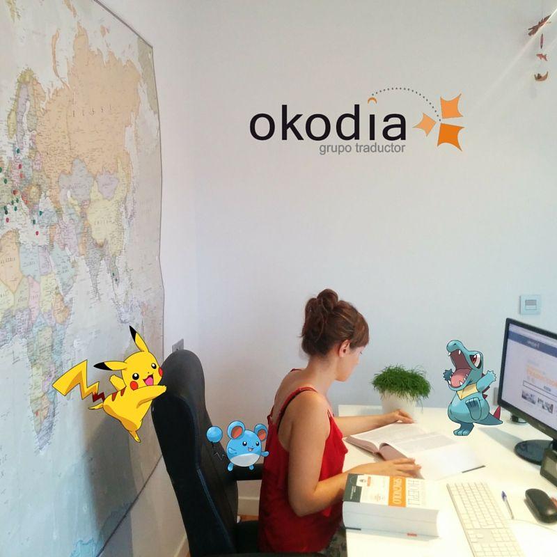 Pokémon GO: a la caza de nuevos #idiomas - https://goo.gl/0jgkr0