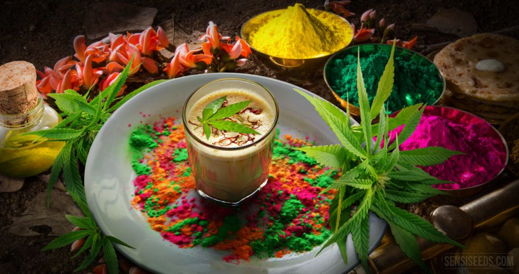 How to make Bhang Ki Thandai - Sensi Seeds blog