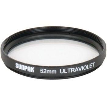 Sunpak® CF-7032-UV 52mm Standard UV Filter, Reg. $24.99