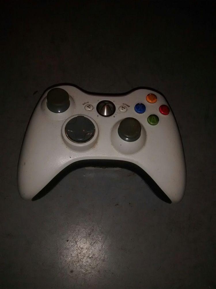 Microsoft Xbox 360 (B4G-00002) Gamepad | EBAY | Xbox 360