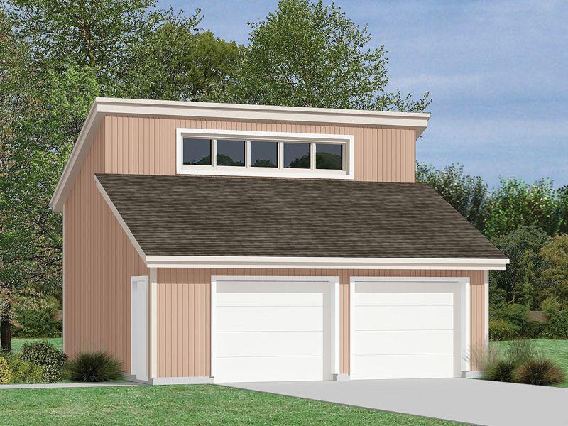 Prima 2 Car Garage Garage Design Garage To Living Space Garage Plans