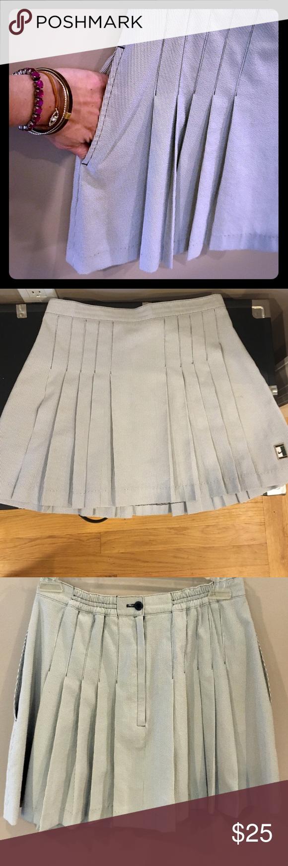 Vintage Nike Pleated Tennis Skirt Tennis Skirt Pleated Tennis Skirt Pleated