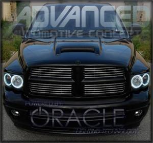 2002 2005 Dodge Ram Oracle Halo Kit Dodge Ram Truck Accessories Ram Accessories