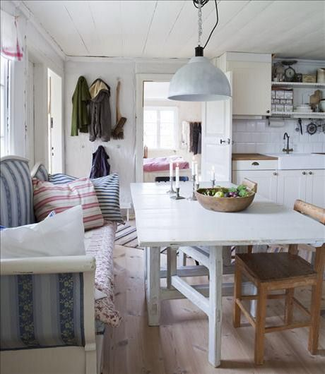 55 Cool Shabby Chic Decorating