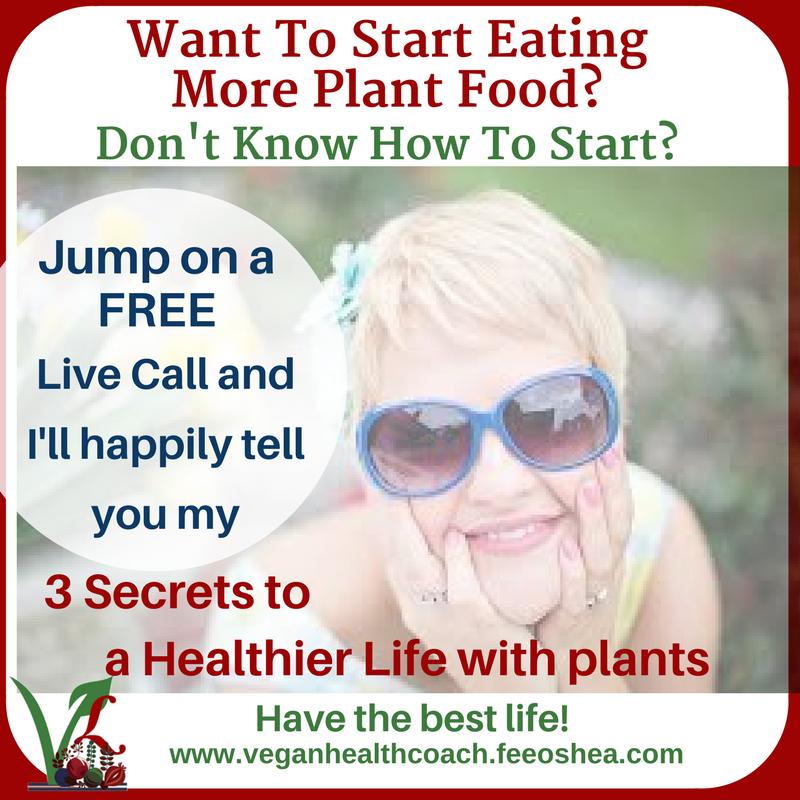 Click the link to book your free call https://visibook.com/feescoaching #goveganbehappy #healthylifestye #takecontrolofyourbody #agegracefullyandbeautifully #plantbasedvegan #busywomanslifestyle  #gethealthynowaskmehow #eattolive #foodbenefits #veganhealthcoach #nomoremedications #howtogovegan #greatfoodeveryday #healthywomenlifestyle #nofaddiet #plantpoweredkitchen #wholefoodsvegan #optimumwellness #optimallife #bestnutritionontheplanet #keepinghealthyover50 #keepinghealthyover40
