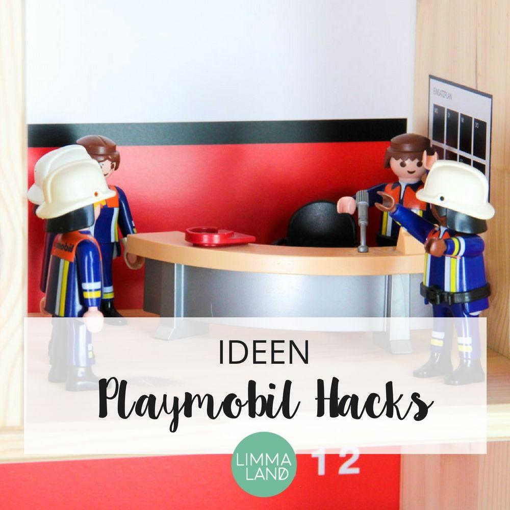 playmobil ideen: fürs kinderzimmer, für kindergeburtstage, Schlafzimmer entwurf