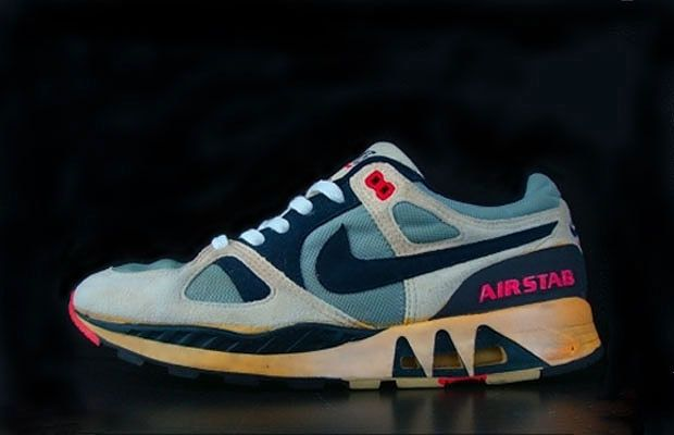 The 100 Best Nikes of All Time40. Air Stab | Nike's Most