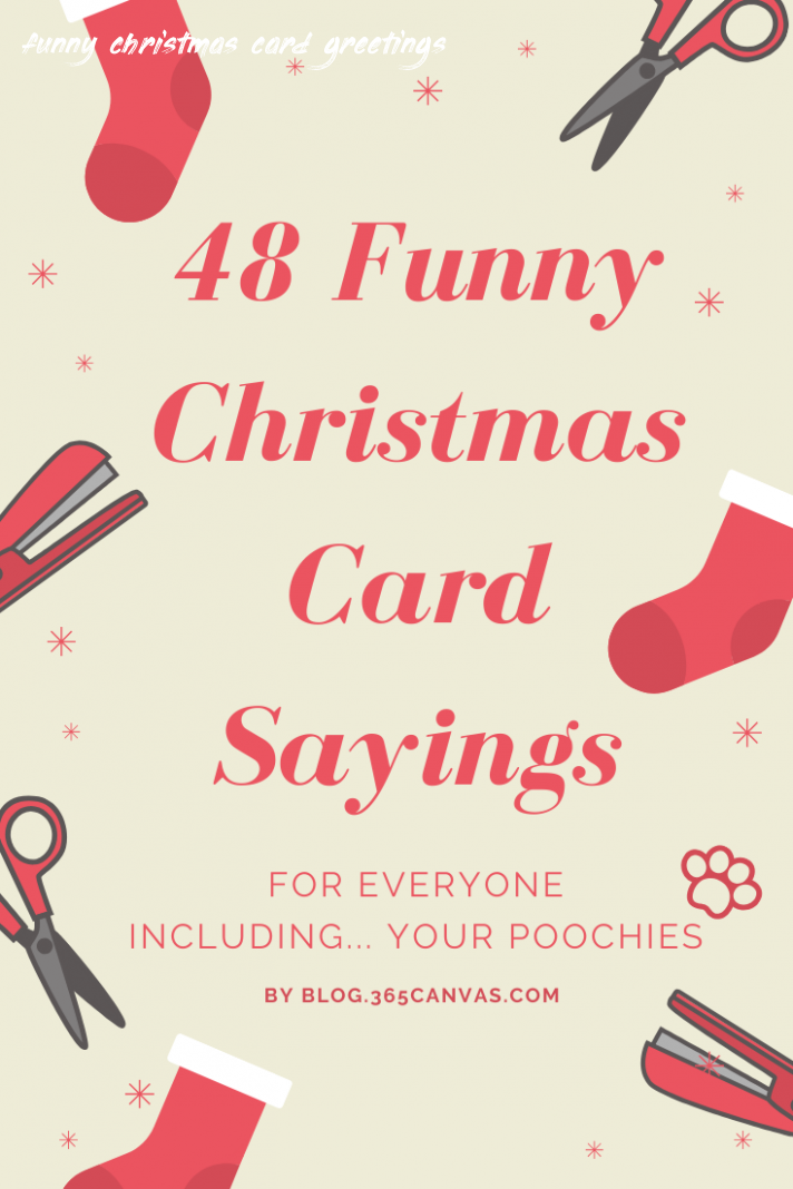7 Funny Christmas Card Greetings in 2020 | Christmas card sayings
