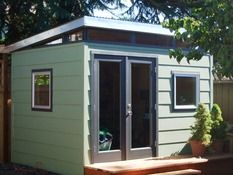 Local shed/studio