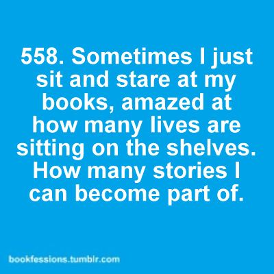 many lives, many stories
