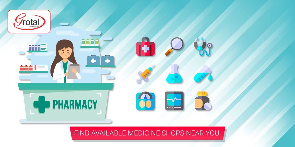 Find available medical stores grotal in 2020 medical